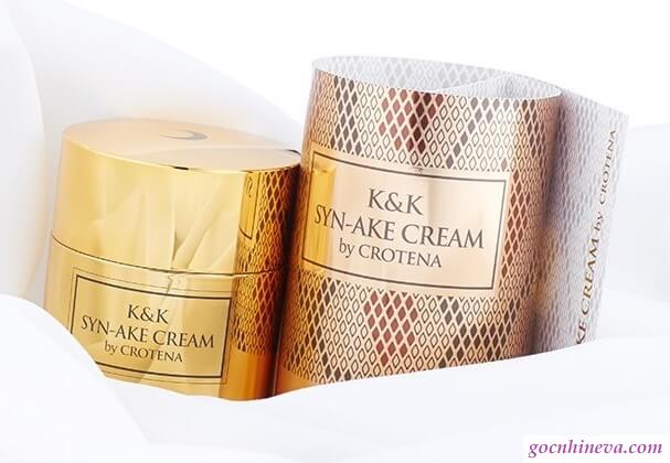 Crotena Syn-Ake Cream