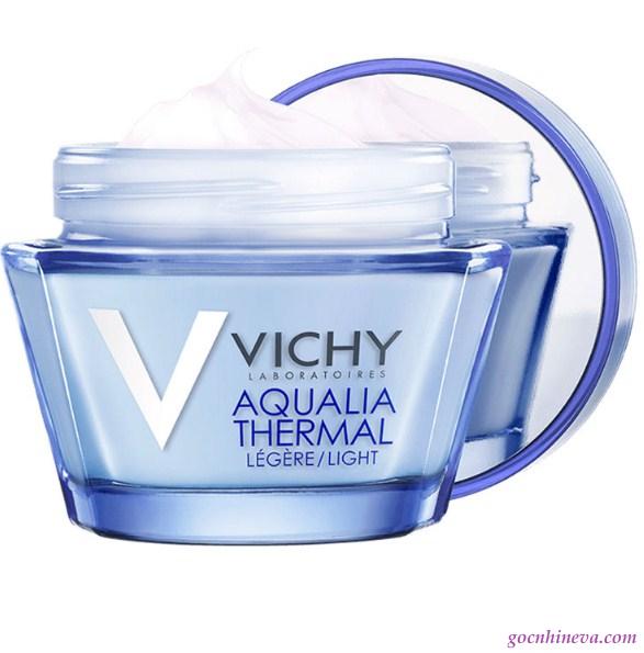 Vichy Aqualia Thermal Light Cream cung cấp nước cho da liên tục trong 24h