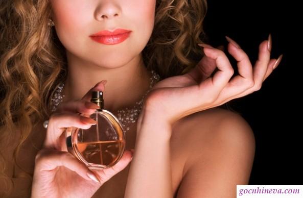 Tiêu chí lựa chọn nước hoa nữ