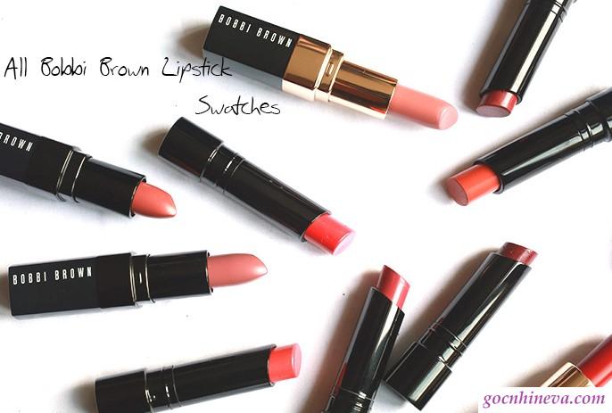 Son Bobbi Brown Creamy Matte Lip Color