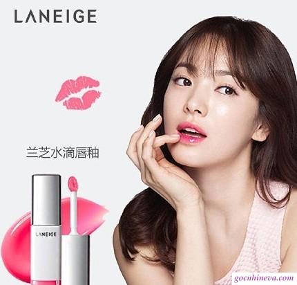 Những thương hiệu son môi Hàn Quốc danh tiếng