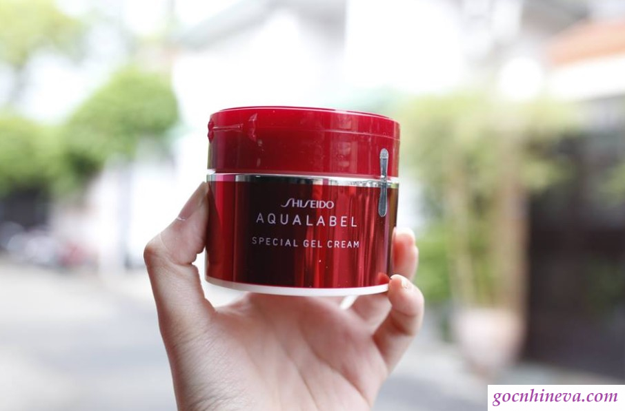 Shiseido Aqualabel Special Gel Cream