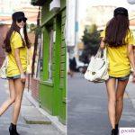 10 cách mix đồ với quần short jeans thêm tự tin, năng động và ấn tượng