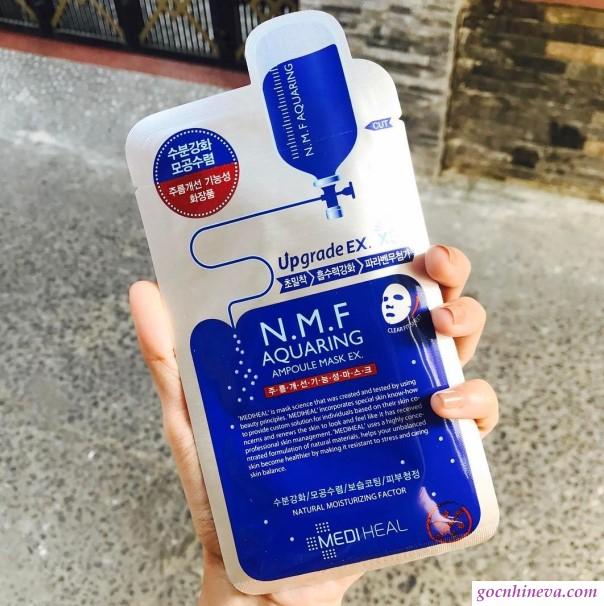 N.M.F Aquaring Ampoule – Mediheal