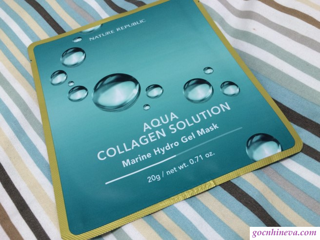 Nature Republic Marine Aqua Collagen Mask