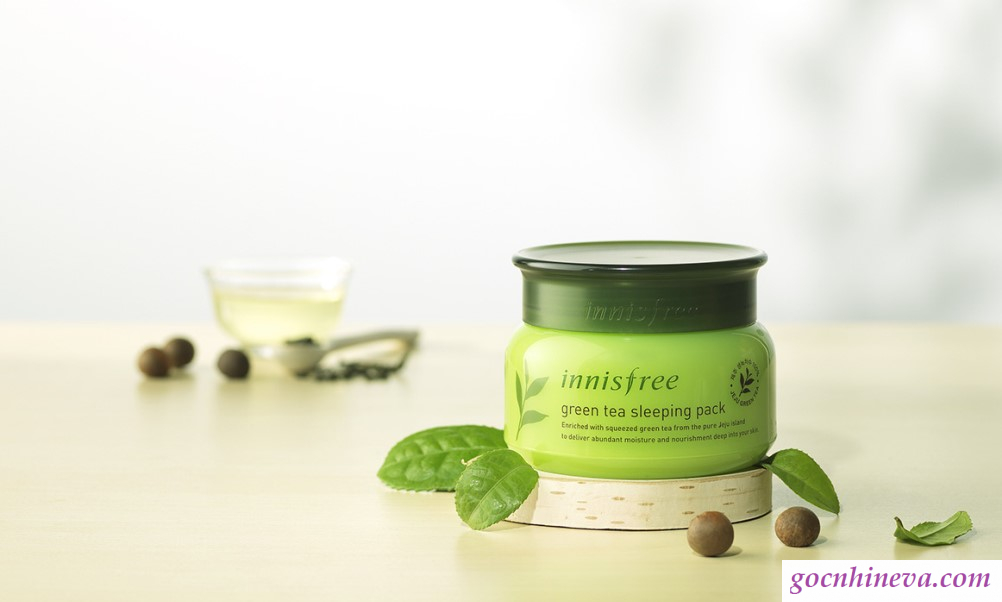 Green Tea Sleeping Pack – Innisfree