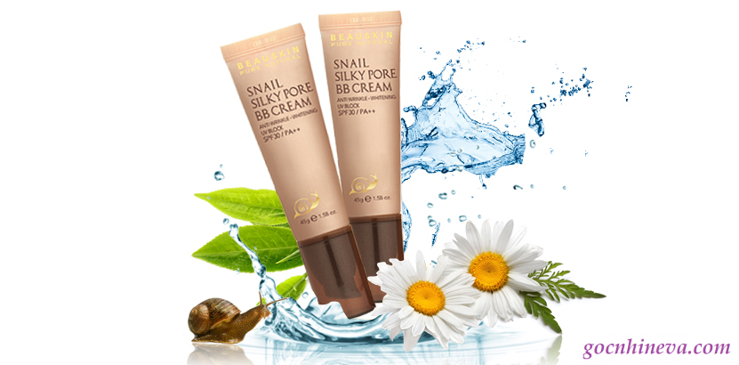 Kem nền BB Cream Snail Multi Perfection