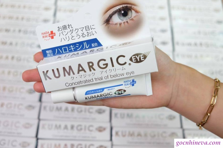 Kumargic Eye cream