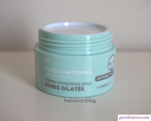 Pore Tightening Cover Cream