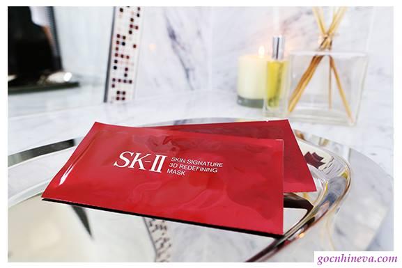 SK-II Skin Signature Mask 3-D Redening Mask