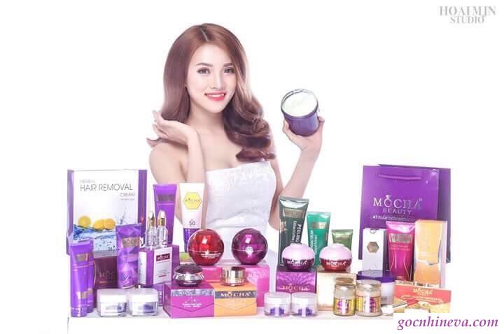 Các sản phẩm của thương hiệu Mocha