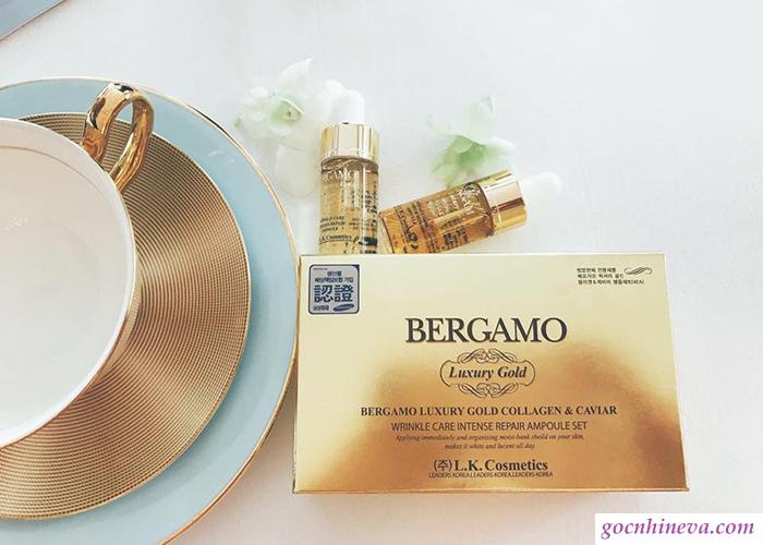 Serum Bergamo của thương hiệu nào