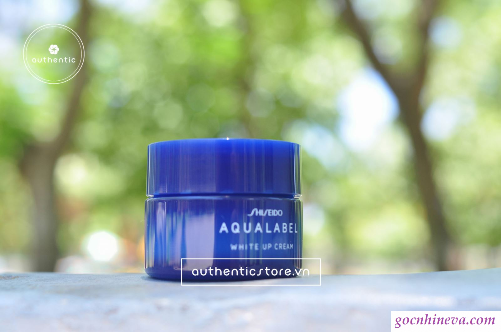 kem Shiseido Aqualabel
