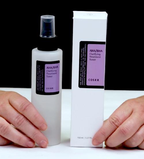 Cosrx - AHA / BHA Clarifying Treatment Toner