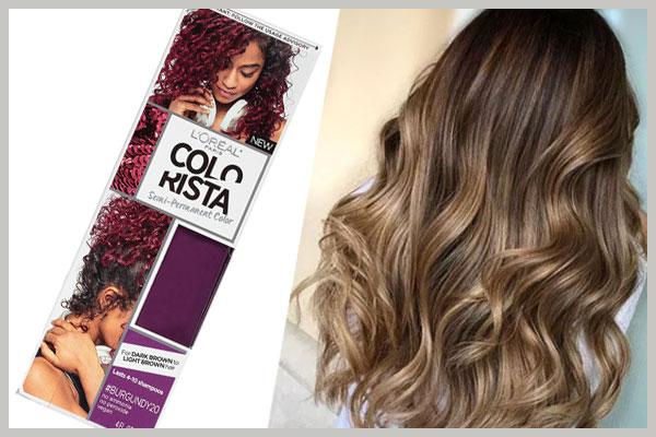 Thuốc nhuộm tóc L'Oreal Paris Colorista Semi-Permanent Hair Color