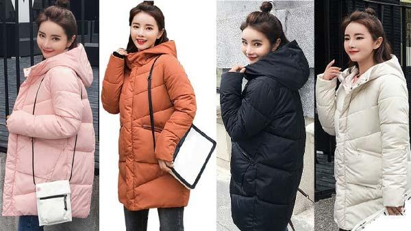 Áo ấm đẹp chuẩn thời trang hàn quốc cho cô nàng nổi bật nhất mùa đông