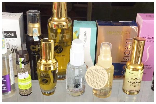 Chọn sản phẩm dầu dưỡng tóc và tinh dầu dưỡng tóc phù hợp