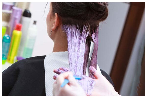 Hạn chế tối đa tác động hóa chất lên tóc