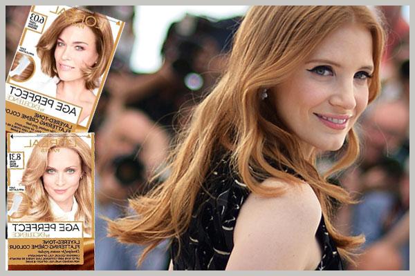 Thuốc nhuộm tóc L'Oreal Paris Excellence Age Perfect