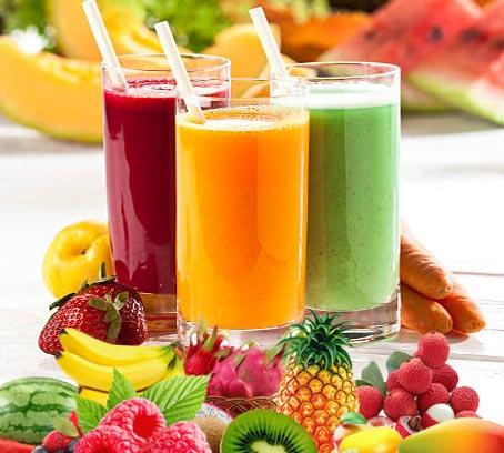 Uống đủ nước cho cơ thể, cung cấp đủ các vitamin.