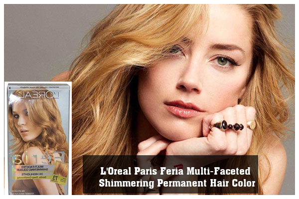 Thuốc nhuộm tóc L'Oreal Paris Feria Multi-Faceted Shimmering Permanent Hair Color