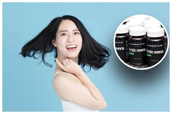 Thuốc trị tóc bạc sớm Ô Mộc Khang