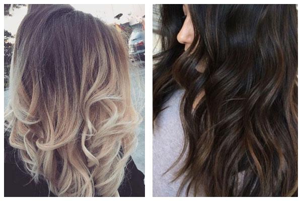 Nhuộm tóc lên màu từ chân đến ngọn
