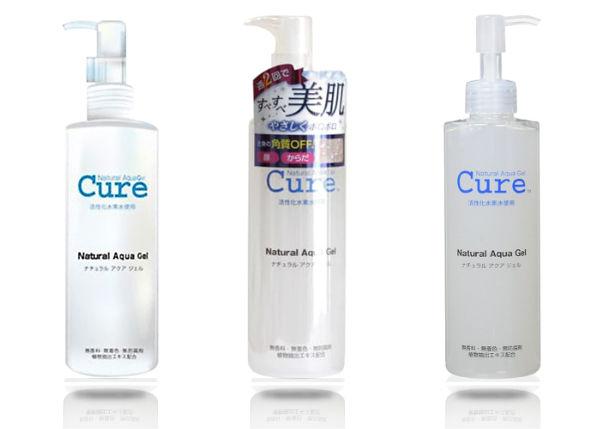 Tẩy da chết Cure Natural Aqua Peeling Gel
