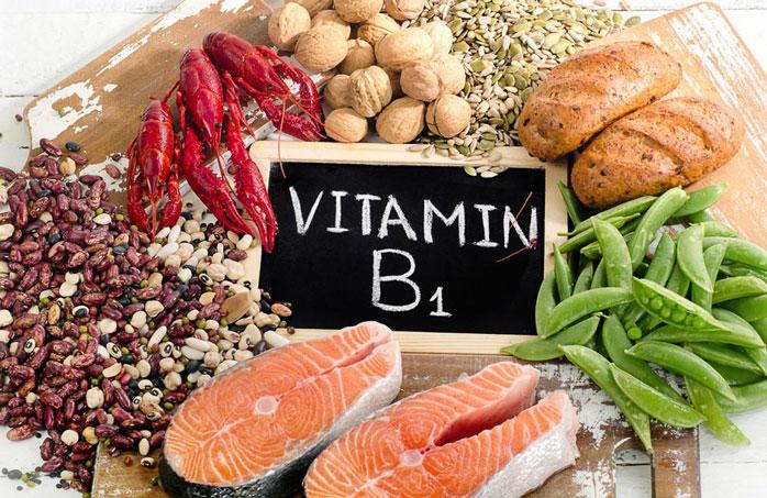 Thực phẩm chứa vitamin B1