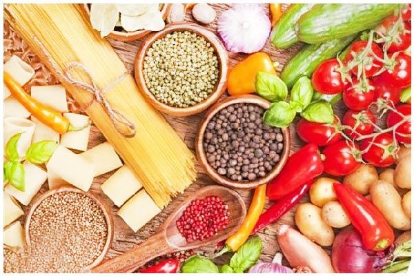 giảm đau bụng kinh bằng chế độ ăn hợp lý