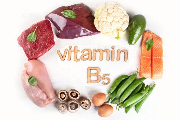 Thực phẩm chứa Vitamin B5