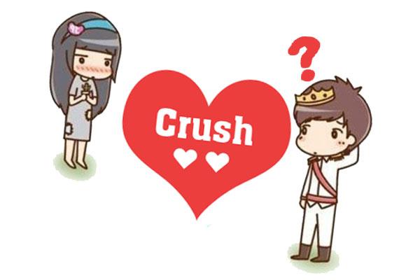 Điểm khác biệt giữa crush với like hoặc love
