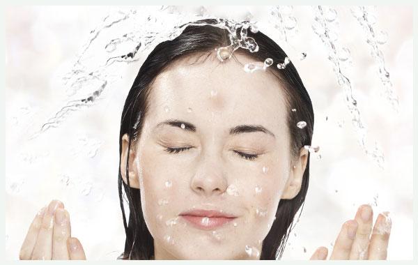 Cung cấp nước cho da