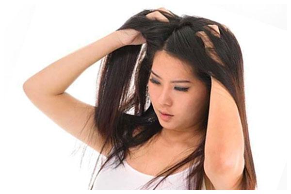 Sử dụng quá nhiều các loại hóa chất tạo kiểu tóc