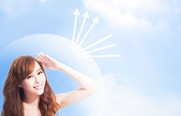 kem chống nắng để bảo vệ làn da