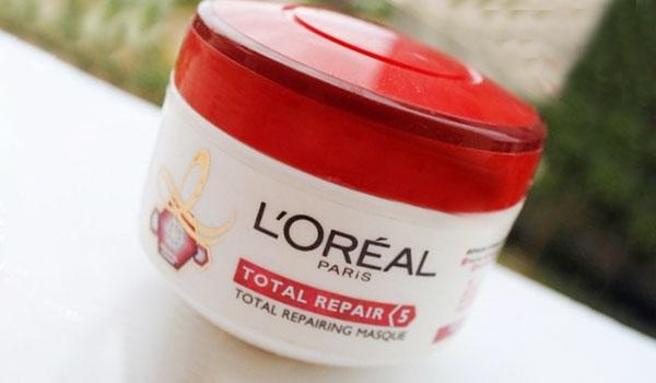 kem ủ tóc loreal tốt