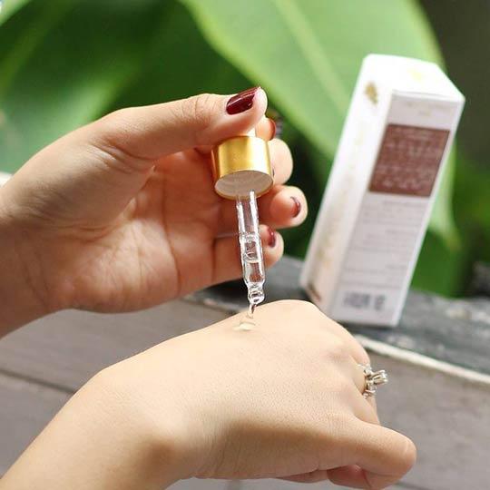 khả năng cấp ẩm của serum ốc sên Perfect Care