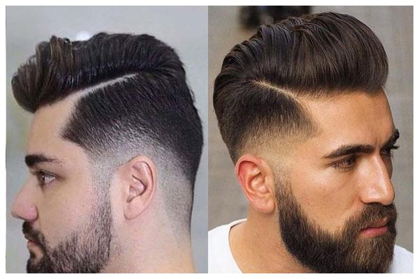 Kiểu tóc nam Undercut đơn giản