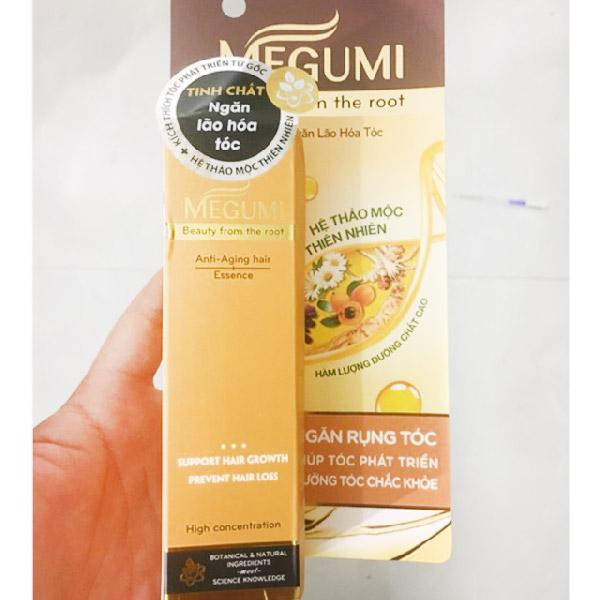 Thuốc trị rụng tóc megumi