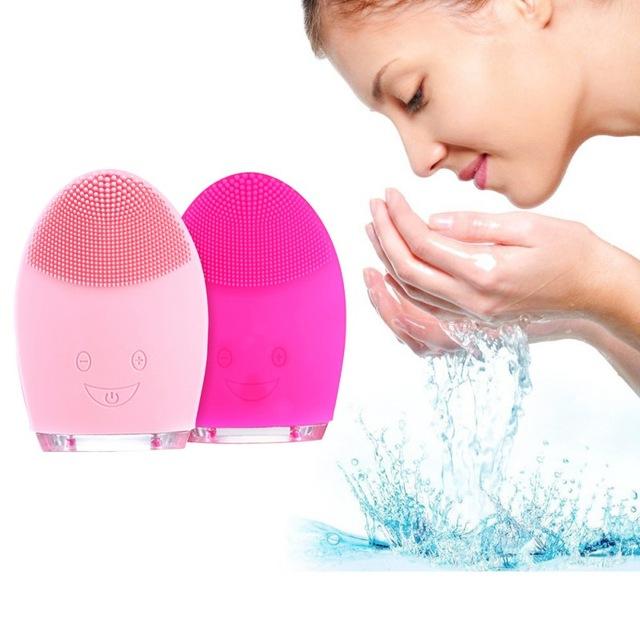 Máy rửa mặt tốt cần làm sạch da hiệu quả