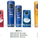 Review bộ mỹ phẩm dưỡng da Shiseido Aqualabel Nhật Bản