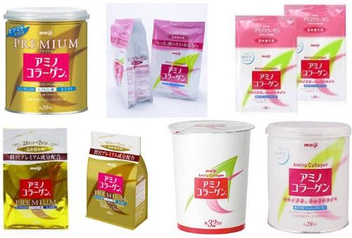 Nếu đang tìm một loại collagen nội địa Nhật tốt thì bạn đừng nên bỏ qua Collagen Meij