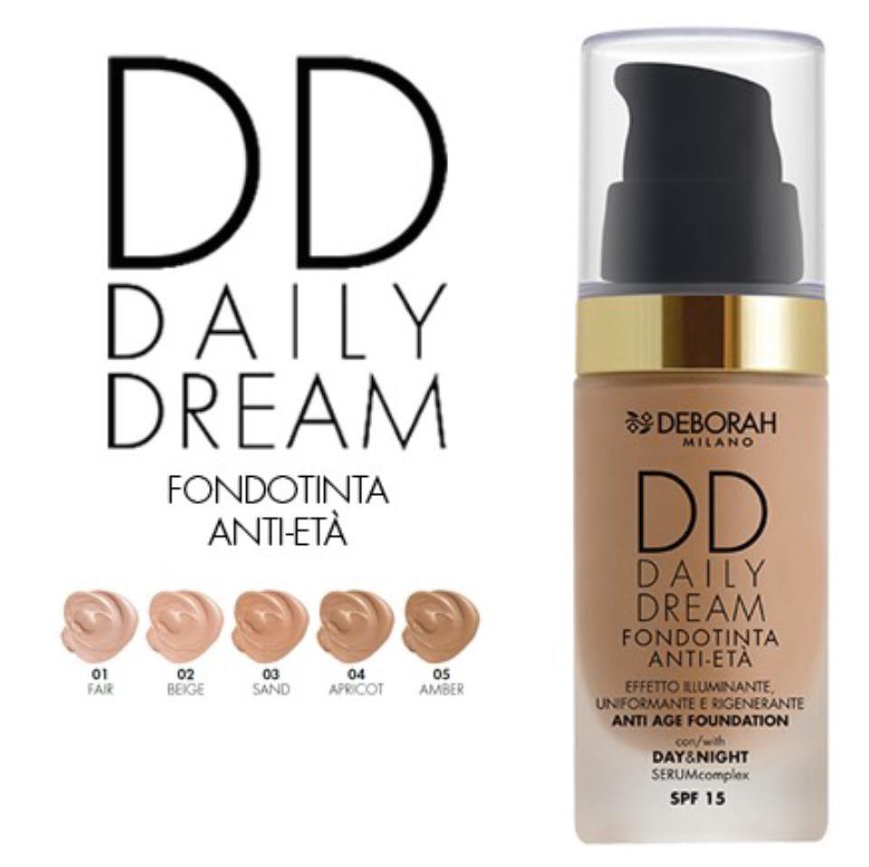 DD cream deborah