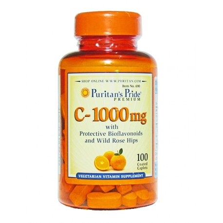 Vitamin C-1000mg Puritan's Pride