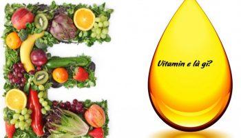 Tại sao nên bổ sung vitamin E từ thực phẩm hằng ngày