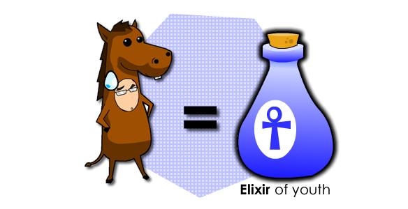 Nhau thai ngựa có gì tốt hơn các loại nhau thai khác?