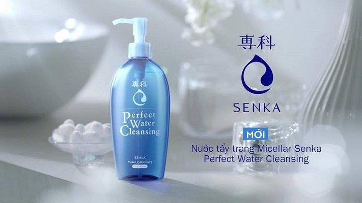 Các sản phẩm chủ lực của Senka