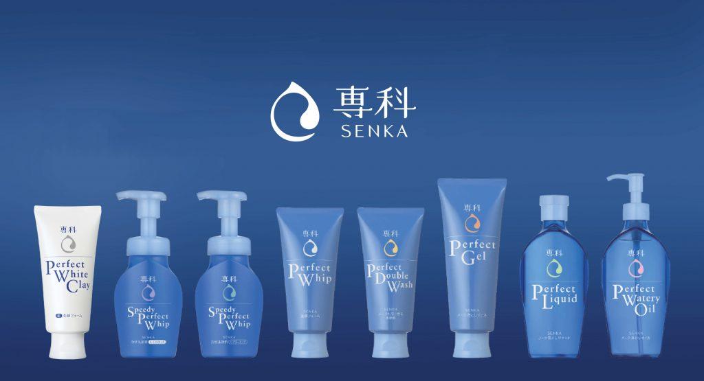 Giới thiệu về thương hiệu Senka
