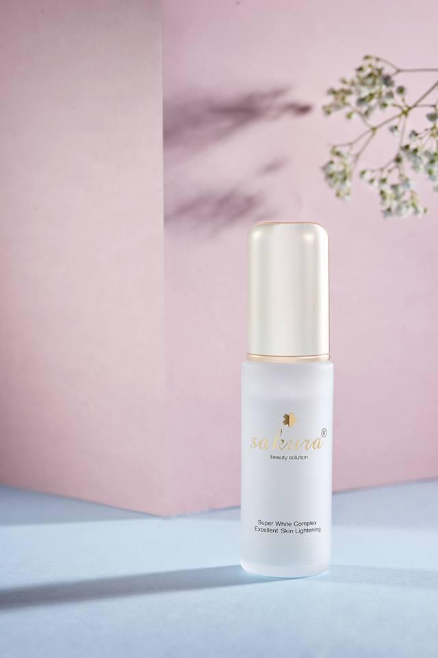 Tinh Chất  Sakura Super White Complex Excellent Skin Lightening