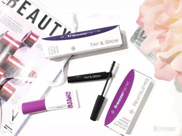 Mascara Freezeframe Tint & Grow